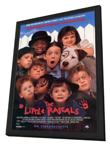 The Little Rascals Framed Movie Poster