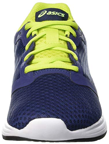 10 Ocean Zapatillas Gs 401 Asics Entrenamiento Yellow De Azul deep Unisex Para Patriot flash Niños q5CwE1a