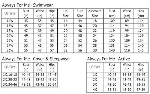 Always For Me Twist Front Bandeau Swimdress (Aqua)