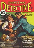img - for Thrilling Detective - 12/33: Adventure House Presents: book / textbook / text book