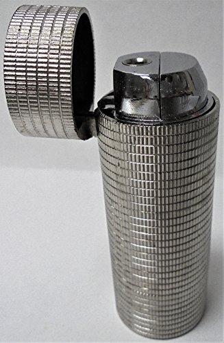 5 Eclipse Quarter Roll Novelty Lighters, Green Torch Flame, Refillable Butane Lighter, Child Resistant ()