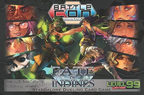 BattleCON: Fate of Indines - 1