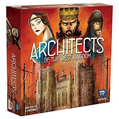 Architects of the West Kingdom: Toys & Games