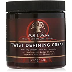 As I Am Twist Defining Cream, 8 oz