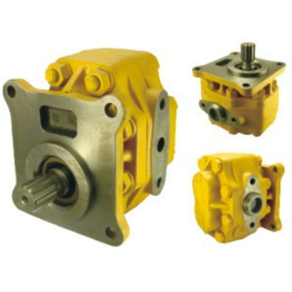 Gear Pump 07432-72201 07432-72202 07432-72203 for Komatsu Crawler Loader D53S-16 D53S-17 D57S-1 D57S-1B D75S-2