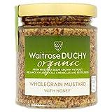 Duchy Original Organic Wholegrain Mustard with Honey 170g