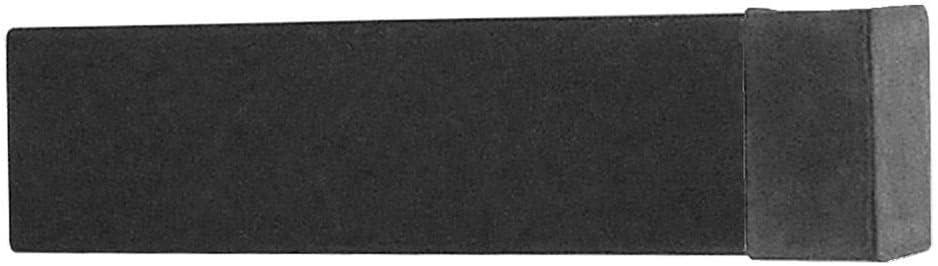 INOX DSIX19-19G DSIX Door Stop Graphite Black