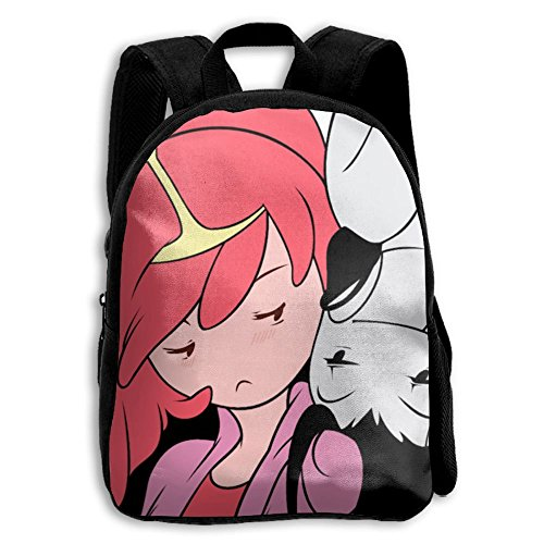 Princess Adventure-time Functional Design For Students School Backpack Children Bookbag Perfect For Transporting For Casual In 4 Season (Person Carrying Person Halloween Costume)