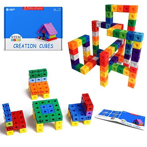 Magnetic Color Cubes - 6