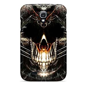 Samsung Galaxy S4 PGk17641CRAd Allow Personal Design Vivid Avenged Sevenfold Pattern Bumper Hard Phone Covers -EricHowe