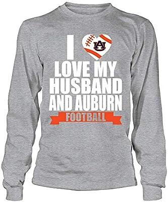 Amazon Com Fanprint Auburn Tigers T Shirt I Love My