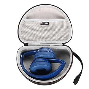 LTGEM for Beats Solo2 / Solo3 Wireless On-Ear Headphones EVA Hard Case Travel Carrying Storage Bag
