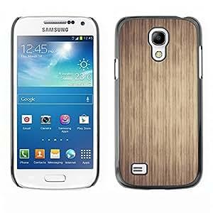 Paccase / SLIM PC / Aliminium Casa Carcasa Funda Case Cover - Texture Stripes - Samsung Galaxy S4 Mini i9190 MINI VERSION!