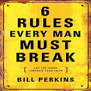 6 Rules Every Man Must Break Audiobook