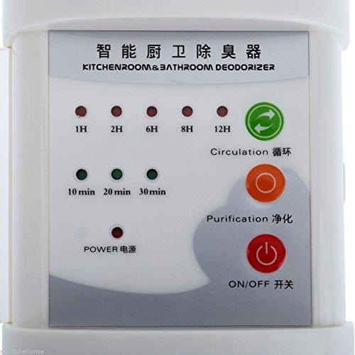Plasma Ozone Air Purifier Germicidal Electric Filter Cleaner Deodorizer