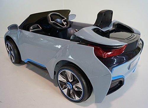 Bmw Newest Model Licensed I8 Concept Kids Ride On Toy Car Battery