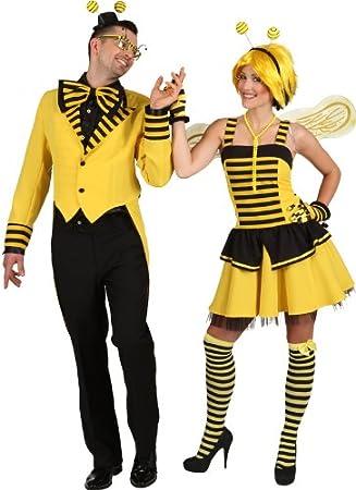 Orlob Frack Zum Herren Kostum Biene Zu Karneval Fasching Gr 56 58
