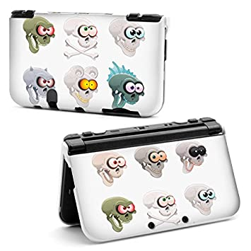 Carcasa New 3DS XL muerte Multi Boy BD Fun Skull Smile ...