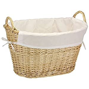 51DUPOG1z4L._SS300_ Wicker Baskets & Rattan Baskets