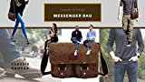 Messenger Sling Satchel Shoulder Bag-Crossbody