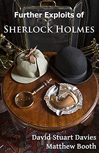 book cover of Further Exploits of Sherlock Holmes