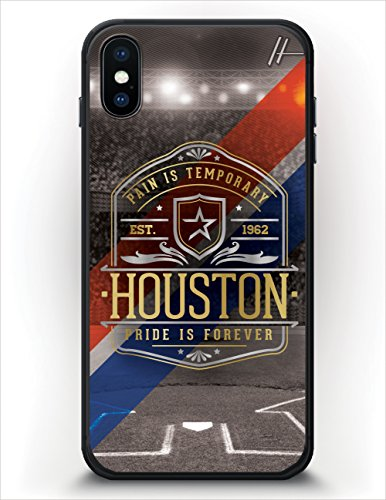 Houston Baseball Stadium iPhone X TPU phone case - Houston Astro Stadium