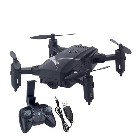 WANGKM Mini Drone, Quadcopter de Entrenamiento para Niños ...