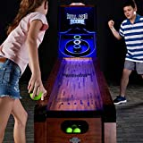 Lancaster 108 Inch Classic Arcade Roll and