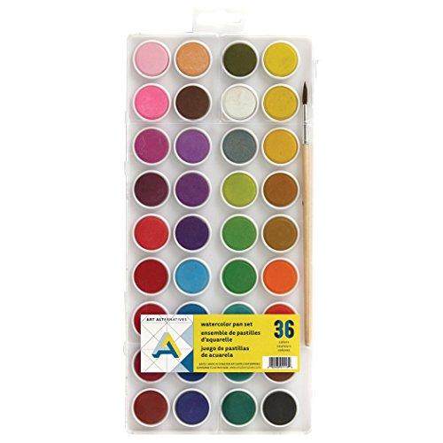 Art Alternatives Watercolor 36 Color - Alternative Colours