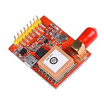 icstation GPS memoria USB para GPS convertidor usb-port-gps memoria NEMA 0183 CP2102 para Raspberry Pi modelo B de 3 Pi 2 B + una +: Amazon.es: Amazon.es