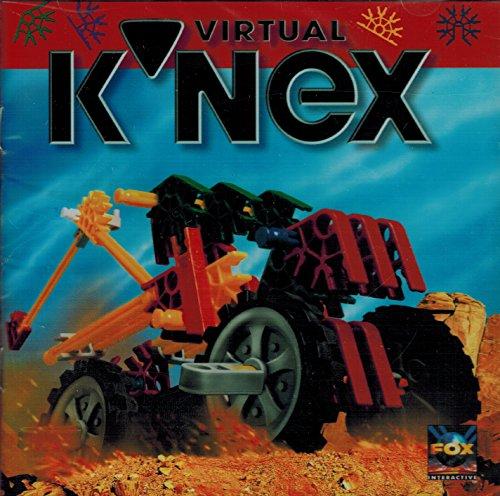 Virtual K'Nex (Windows CD-ROM)