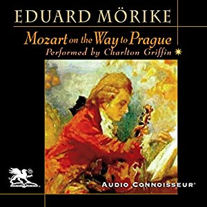 Mozart on the Way to Prague Audiobook