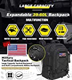 WolfWarriorX Backpack for Men Tactical 3 Day