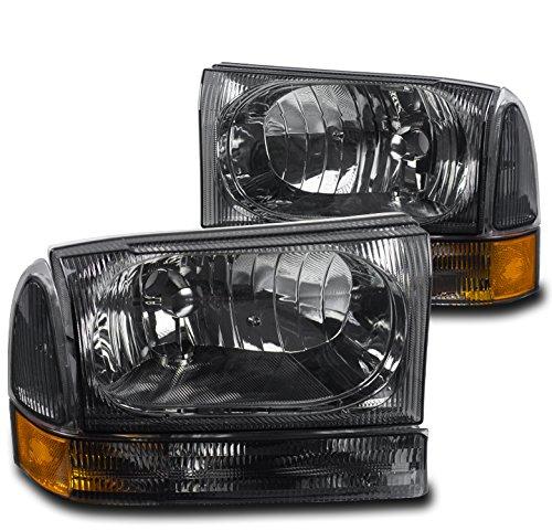 smoke headlights ford f250 - 8
