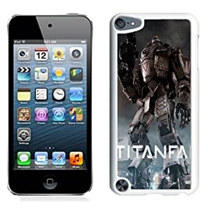 NEW Custom Designed For LG G3 Case Cover Phone Case With Titanfall Game Titan_White Phone Case