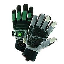 John Deere JD96650/XL Hi-Dex with Touch, XL, Gray Black Green