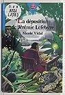 La déposition de Jérémie Lefebvre par Vidal