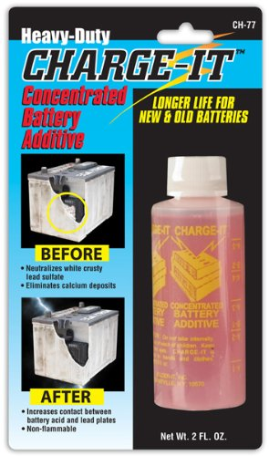 Charge-It Concentrated Battery Additive (2 oz) (Battery Additive)