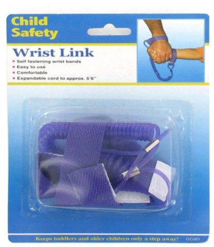 Child Safety Wrist Link 24 pcs sku# 69858MA by bulk buys