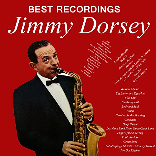 Jimmy Dorsey - Amapola (Pretty Little Poppy)