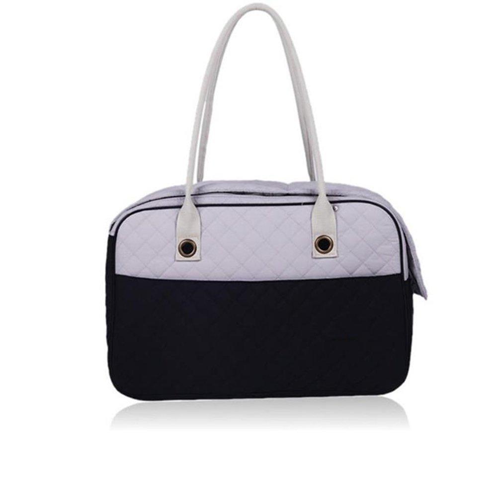 Daeou Zaino per animali domestici Gabbia di nylon viaggio zaino borsa borsa cane valigia gatto