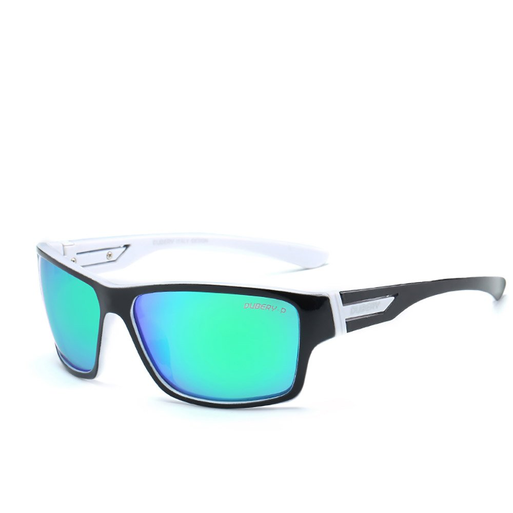DUBERY Men Polarized Sport Sunglasses Driving Outdoor Riding Glasses Goggles New (#6) by DUBERY