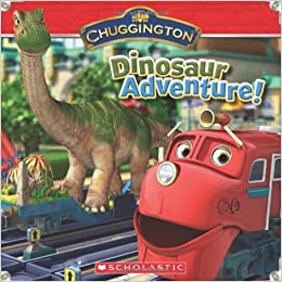 Book Chuggington: Dinosaur Adventure! by Scholastic (2012-01-01)