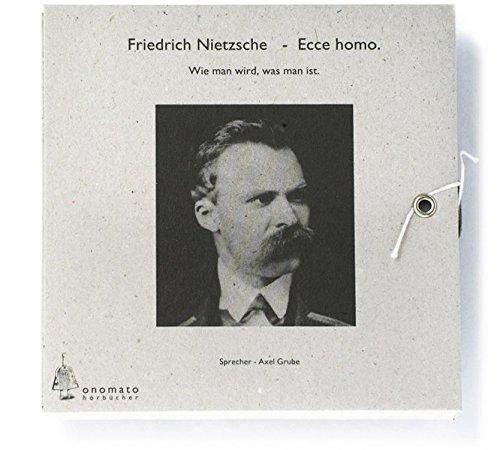 Read Online Ecce Homo. 4 CDs. Volltextausgabe. pdf epub