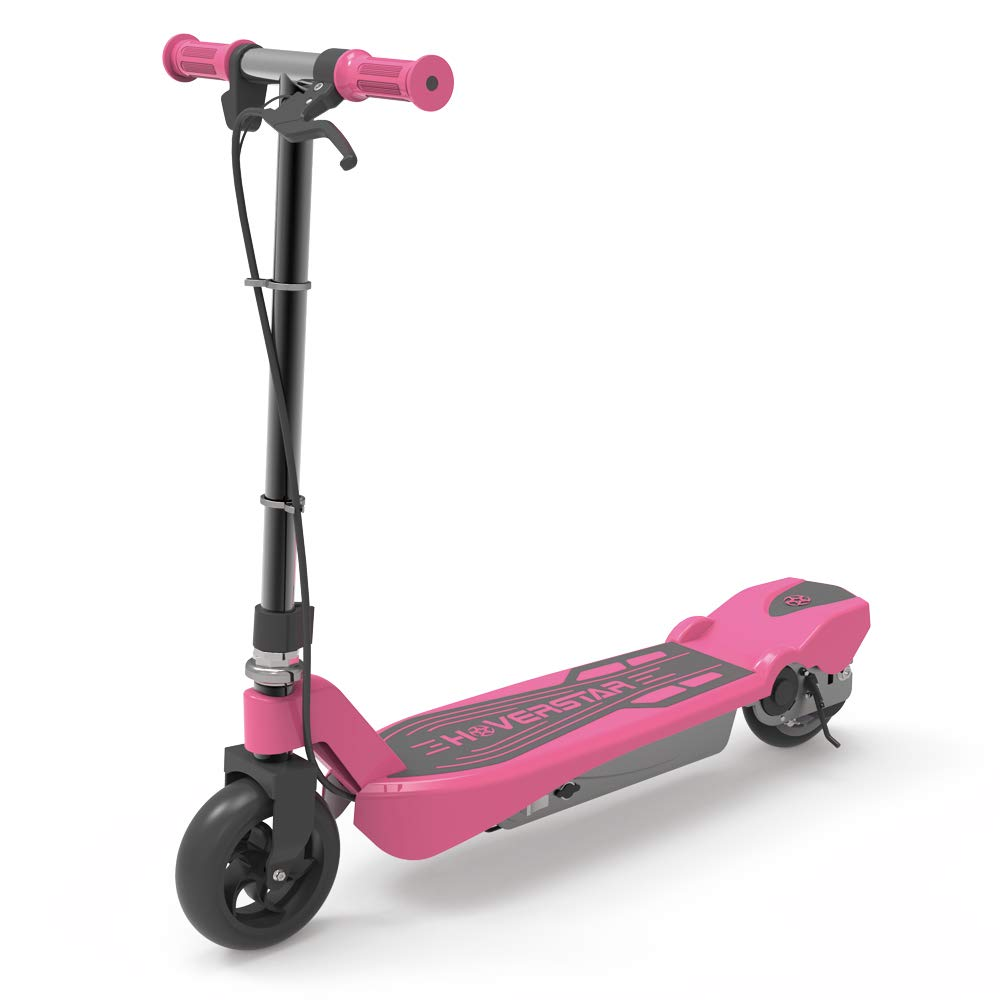 HOVERSTAR Electronic Scooter for Kids (Pink) by HOVERSTAR