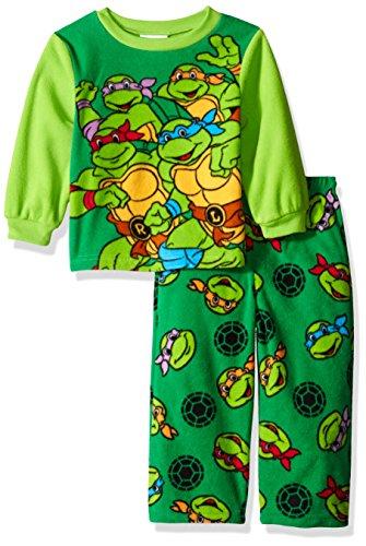 ninja turtles pajamas 2t - 4