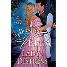 Lady In Distress (The Langley Sisters Book 3)