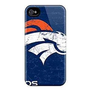 CVv17140NDhI Cases Covers, Fashionable iphone 4 4s Cases - Denver Broncos