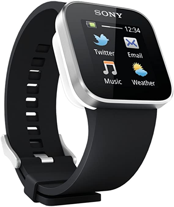 Amazon.com: Sony Smartwatch MN2SW Reloj inteligente ...