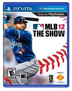 PS Vita MLB 12 - PlayStation Vita Standard Edition